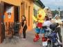 Carnaval del Pollo, en Plaza de la Cultura,