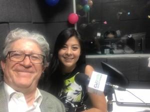 Licda. Karla Rivas en 102.1 radio