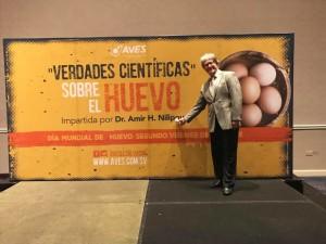 Dr. Amir Nilipour Conferencia Científica del Huevo