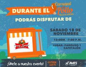 Noticia 4 Carnaval del Pollo 2017