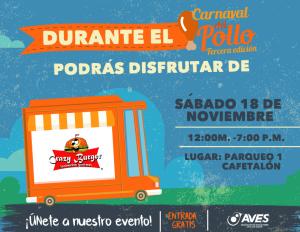Noticia 4 Carnaval del Pollo 2017