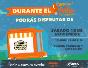 Noticia 5 Carnaval del Pollo 2017