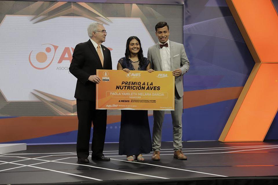 Premio AVES a la nutrición