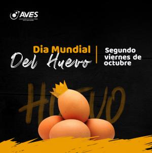 ¡Día Mundial del Huevo!